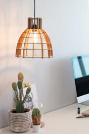 Houten hanglamp 'Cone' | naturel