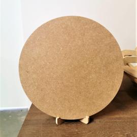 Standaard hout voor schijf
