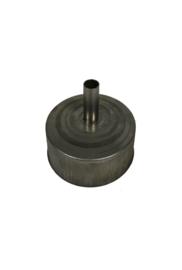 EW/125 RVS Losse deksel met condensafvoer