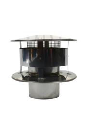 EW/200 RVS Trekkap met gaas