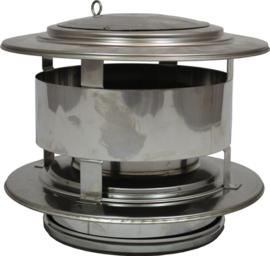 Holetherm DW150 Trekkap met veegluik