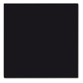 Kachelvloerplaat Rechthoek 66 x 80 cm Zwart