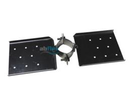 Dakbevestigingsbeugel RVS 100 mm