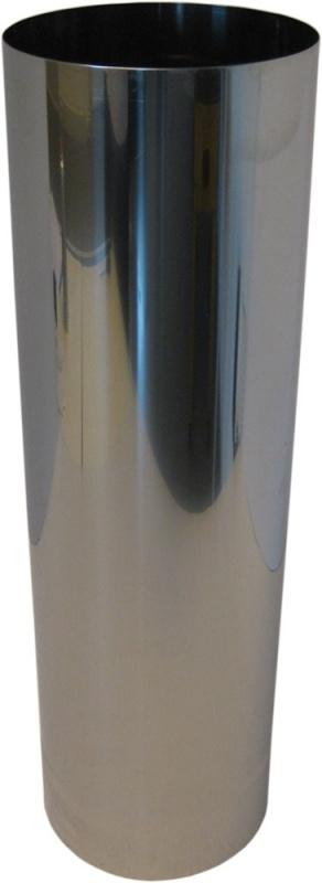 EW180 RVS Schuifpijp 8 - 40 cm