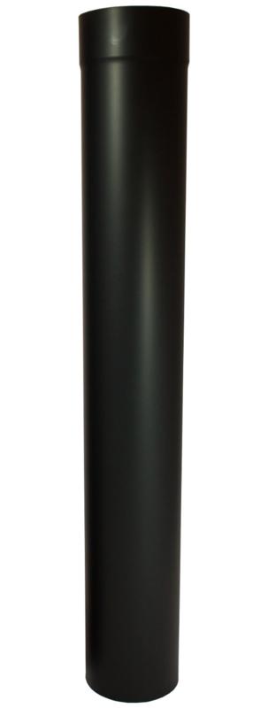 EW/110 0.6mm Zwart 100 cm paspijp