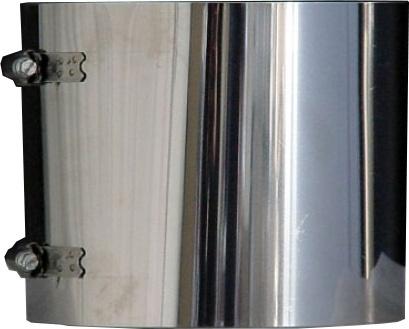 Klemband RVS 180 mm