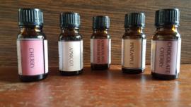 5 bottles of beardoil of any scent! (10 ml)