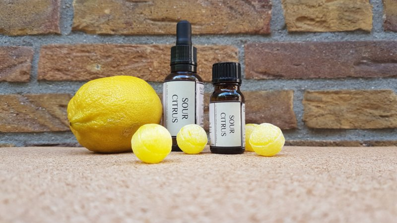 Sour Citrus oil 10 ml (new)