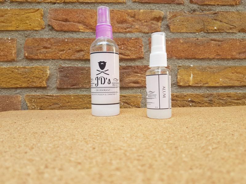 Aluin Deodorant (geurloos) 100 of 30 ML