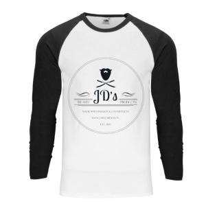 JD`S beard oil -OG- longsleeve