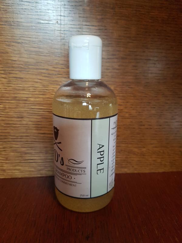 (beard)shampoo Apple