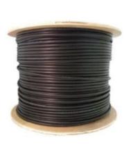 6mm² solar kabel 500m zwart S4.SC6-H1Z2Z2-L500B