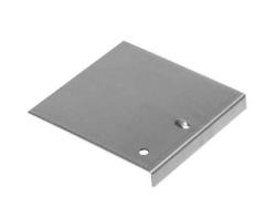 Daktrim aluminium verbindingen standaard 35mm