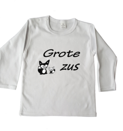 Shirtje Grote zus