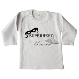 Shirtje Superhero Princess