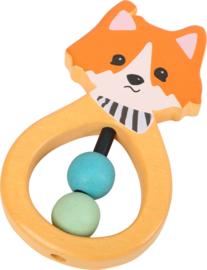 Lex de vos pak en rammel speeltje