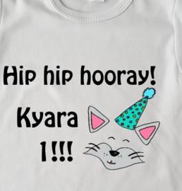 Verjaardagsshirtje Party Animal