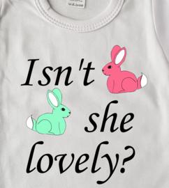 Shirtje isn't she lovely?