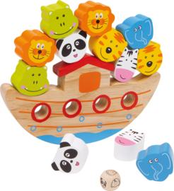 Small Foot ark van Noah balansspel