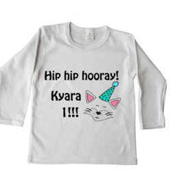 Verjaardagsshirtje Party Animal