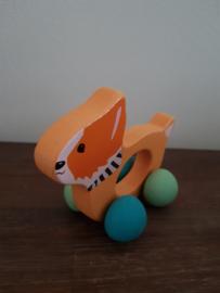 Lex de vos pak en rol speeltje