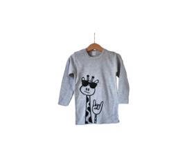 T-shirt Giraffe | Maat 104