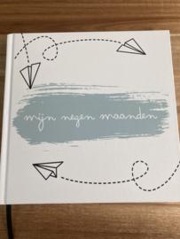 Mijn negen maanden paper planes