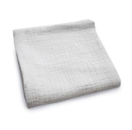 Hydrofiele Doek Wit Silver Foil