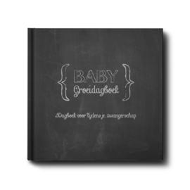 Mijn babygroeiboek