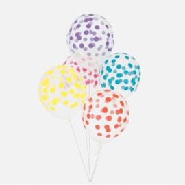 Confetti ballonnen mix