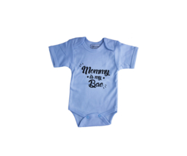 "Romper ""Mommy is my Bae"" 