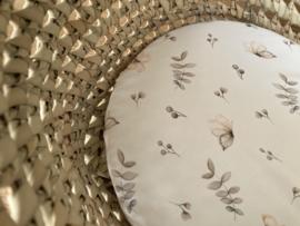 Hoeslaken wieg Vlindertuin