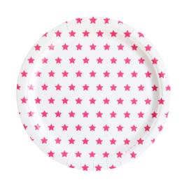 Bord Pink Stars