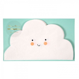 Servetten Little Cloud
