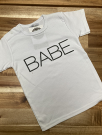 Shirt Babe maat 92