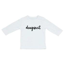 T-shirt Deugeneit maat 62