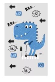 Handdoekje Dinosaurus
