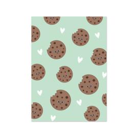 Kaart Cookies