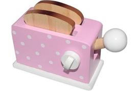 Mini Broodrooster Polka Dots