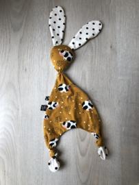 Knuffelkonijn Cow / Small Dots