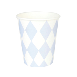 Beker Blue Diamond