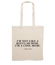 Canvas Bag Cool mom