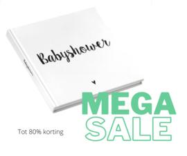 Mega sale invulboeken