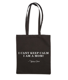 Stoffen tas | I can't keep calm
