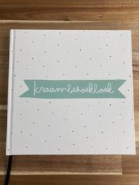 Kraambezoekboek Groen