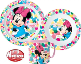 Dinerset Minnie Mouse