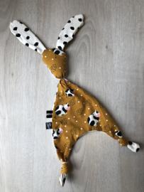 Knuffelkonijn Cow / Dots