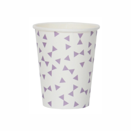 Beker Lilac Bow