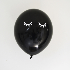 Sleepy eye ballon