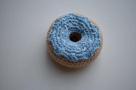 Rassel Donut Blau